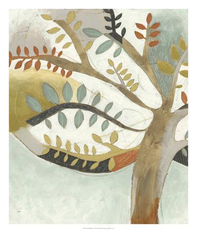 Arbor Whimsy I-June Vess-Premium Giclee Print