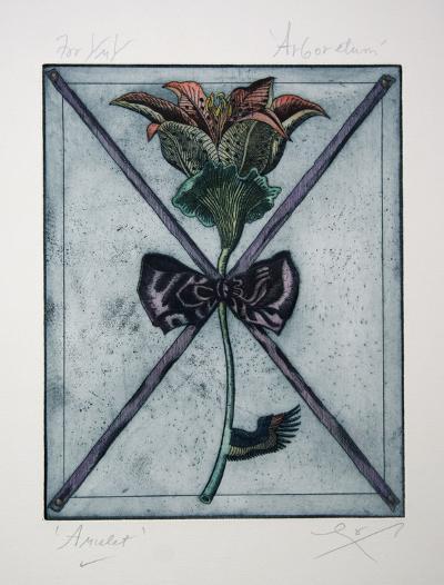 Arboretum - Amulet-Tighe O'Donoghue-Collectable Print