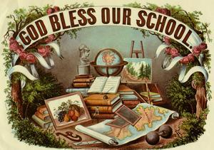 God Bless Our School by Arbuckle Brothers