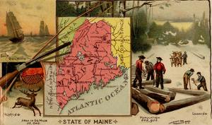 Maine by Arbuckle Brothers