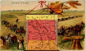 North Dakota by Arbuckle Brothers