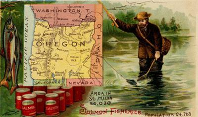 Oregon by Arbuckle Brothers