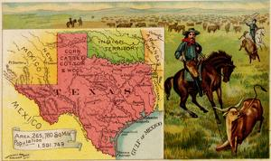 Texas by Arbuckle Brothers