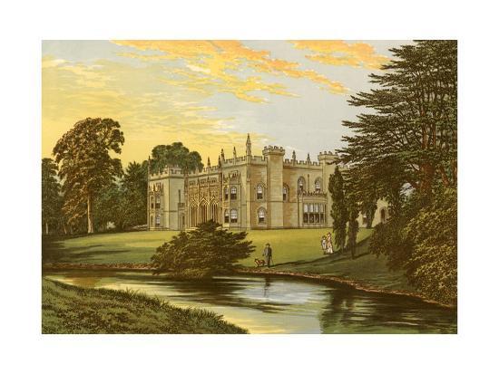 Arbury Hall-Alexander Francis Lydon-Giclee Print