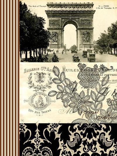 Arc Memoirs-Violet Leclaire-Art Print
