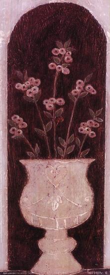Arch And Urn I-Jennifer Carson-Art Print