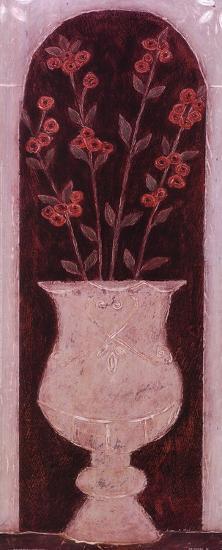 Arch And Urn II-Jennifer Carson-Art Print