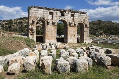Arch of Mettius Modestus, Patara, Near Kalkan-Stuart Black-Photographic Print
