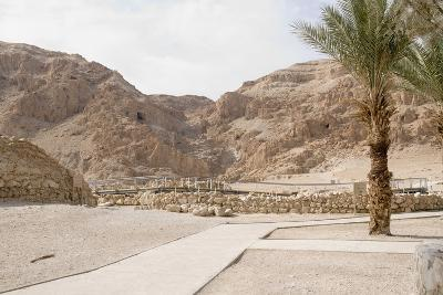 Archaelogical Site of Qumran--Photographic Print