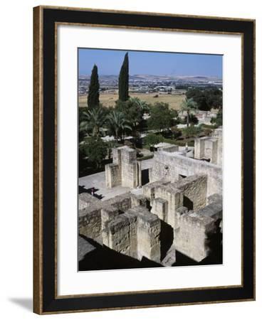 Archaeological Site of Medina Azahara (Unesco World Heritage List--Framed Giclee Print