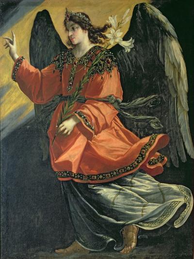 Archangel Gabriel of the Annunciation-Lucrina Fetti-Giclee Print