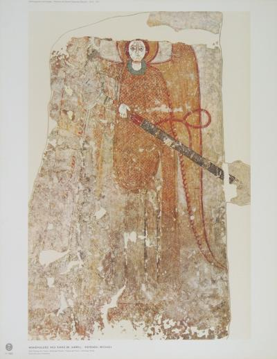 Archangel Michael--Collectable Print