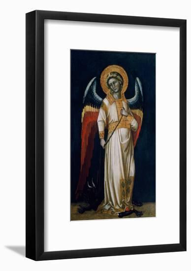 Archangel Michael-Ridolfo di Arpo Guariento-Framed Giclee Print