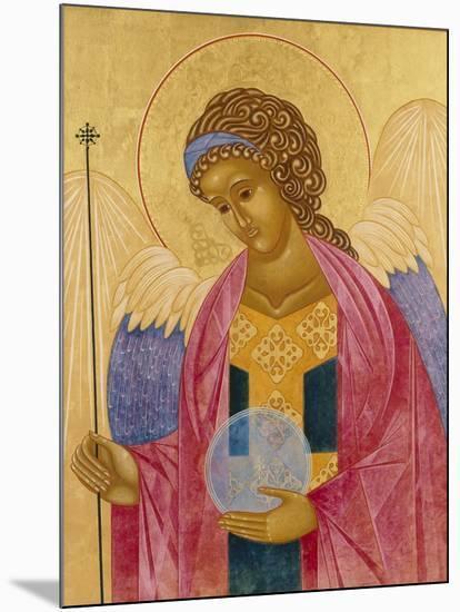 Archangel Michael--Mounted Giclee Print