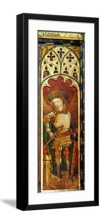 Archangels, One of the Nine Orders of Angels, Inferior Hierarchy, Detail of the Rood Screen, St.…--Framed Giclee Print