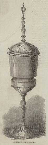 Archbishop Laud's Chalice--Giclee Print