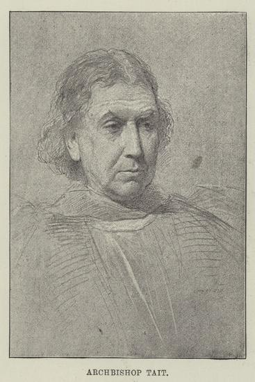 Archbishop Tait--Giclee Print