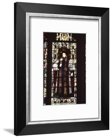 ArchbishopThomas Cranmer (1489-1556), Canterbury Cathedral, 20th century-CM Dixon-Framed Photographic Print