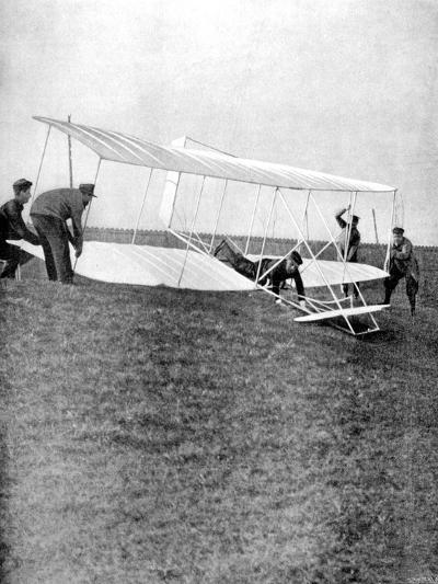 Archdeacon Aeroplane, 1904--Giclee Print