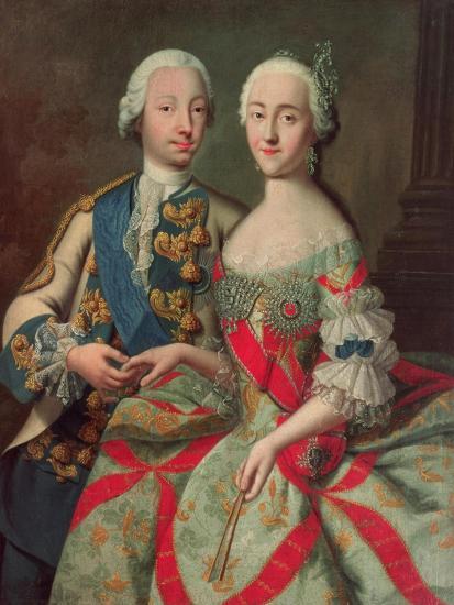 Archduchess Maria Caroline of Austria (1752-1814) Daughter of Emperor Francis I (1708-65)-Jean-Etienne Liotard-Giclee Print