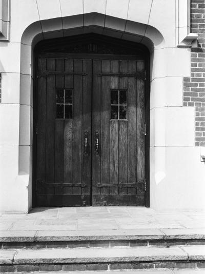 Arched Doorway and Steps-George Marks-Photographic Print