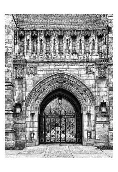 Arched Entry 5-Sandro De Carvalho-Art Print