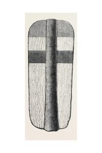 Archer's Shield or Pavois Edward IV