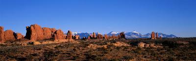 Arches National Park, Moab, Utah, USA--Photographic Print