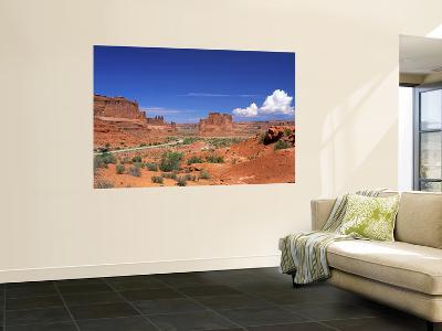 Arches National Park, Moab, Utah, USA--Giant Art Print