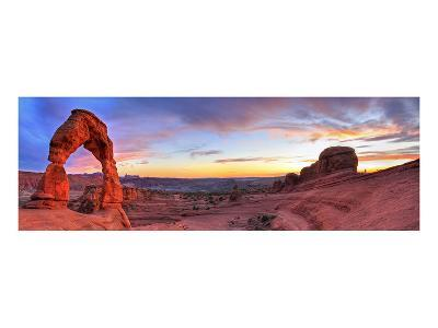 Arches Natl. Park Moab Utah--Art Print