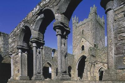 Arches on Coupled Colonnades, Jerpoint Abbey, Cistercian Abbey, Founded in 1158--Giclee Print