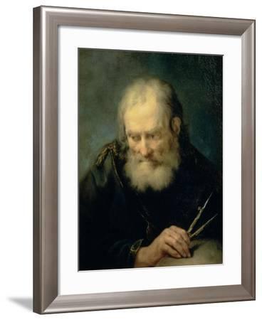 Archimedes-Giuseppe Nogari-Framed Giclee Print
