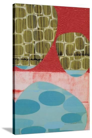 Archipelago-Rex Ray-Stretched Canvas Print