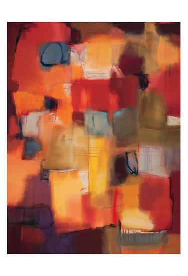 Architect's Dream-Nancy Ortenstone-Art Print