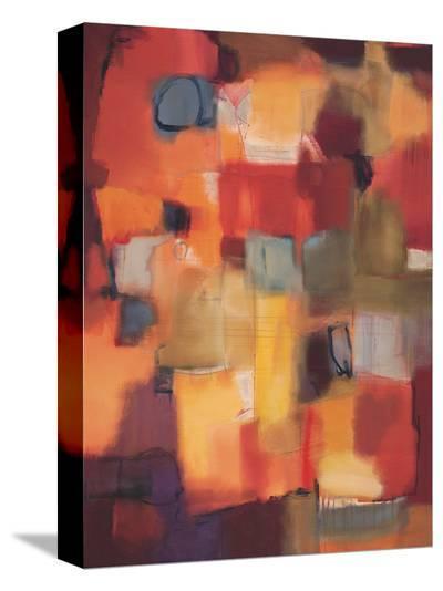 Architect's Dream-Nancy Ortenstone-Stretched Canvas Print