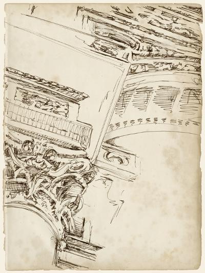 Architects Sketchbook II-Ethan Harper-Art Print