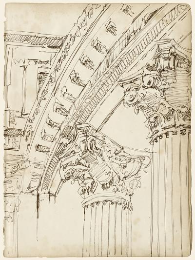 Architects Sketchbook IV-Ethan Harper-Art Print