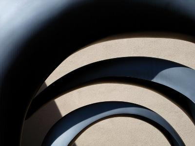 Architectural Abstract II-Jim Christensen-Photographic Print