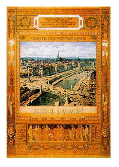 Architectural B.C.-Otto Wagner-Art Print