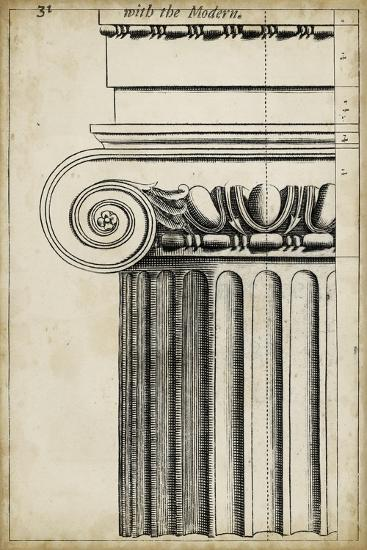 Architectural Composition I-Vision Studio-Art Print