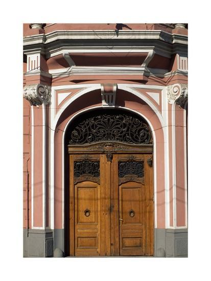 Architectural Detail from Casa Muresenilor, Brasov, Romania--Giclee Print