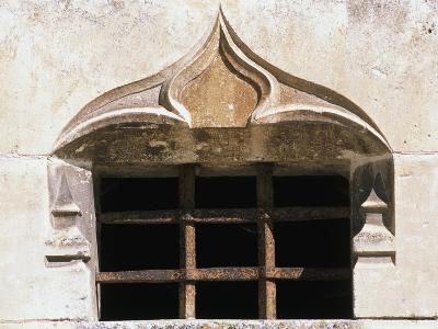 Architectural Detail from Chateau De Clerans, Saint-Leon-Sur-Vezere, Aquitaine, France--Giclee Print