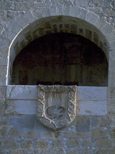 Architectural Detail from Velez-Blanco, 1505-1515, Andalusia, Spain, 16th Century--Giclee Print