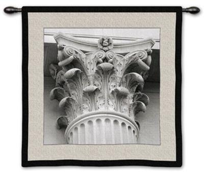 Architectural Detail III-Boyce Watt-Wall Tapestry