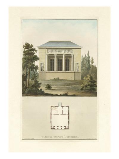 Architectural Detail III-Vision Studio-Art Print
