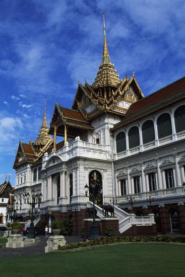Architectural Detail of Royal Palace in Bangkok, Thailand, 18th-19th Century--Giclee Print