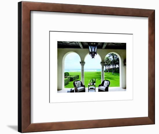 Architectural Digest-Pieter Estersohn-Framed Premium Photographic Print