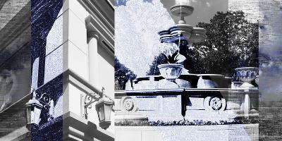 Architecture Collage II-Sisa Jasper-Photographic Print