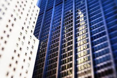 Architecture in the Financial District of New York City-Keith Barraclough-Photographic Print