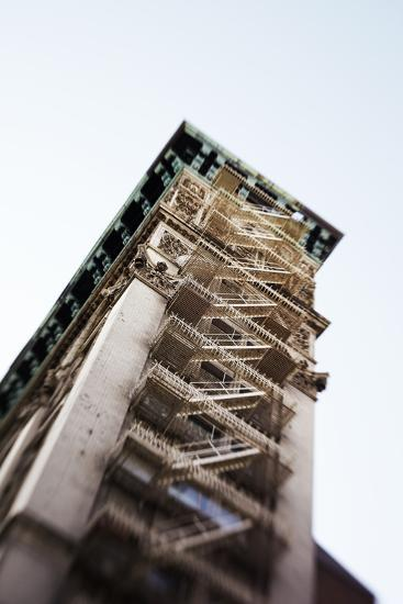 Architecture in the SoHo, Cast Iron Historical District of New York-Keith Barraclough-Photographic Print